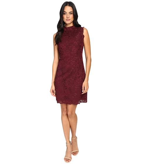 Ted Baker Latoya High Neck Lace Mini Dress