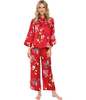 N by Natori - Phoenix Warp Hammered Satin PJ