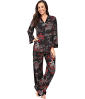 N by Natori - Pagoda Knit PJ Set