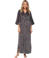 N by Natori - Velour Zip Caftan