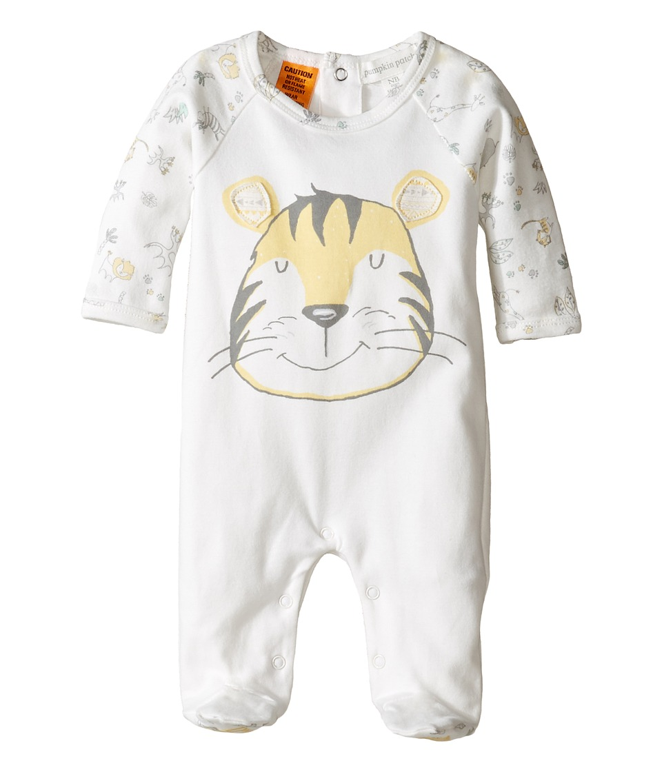 Pumpkin Patch Kids - Tiger Face All-In-One