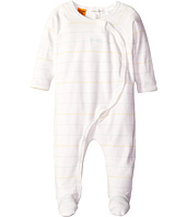 Pumpkin Patch Kids - Stripe Cross Over All-In-One (Infant)