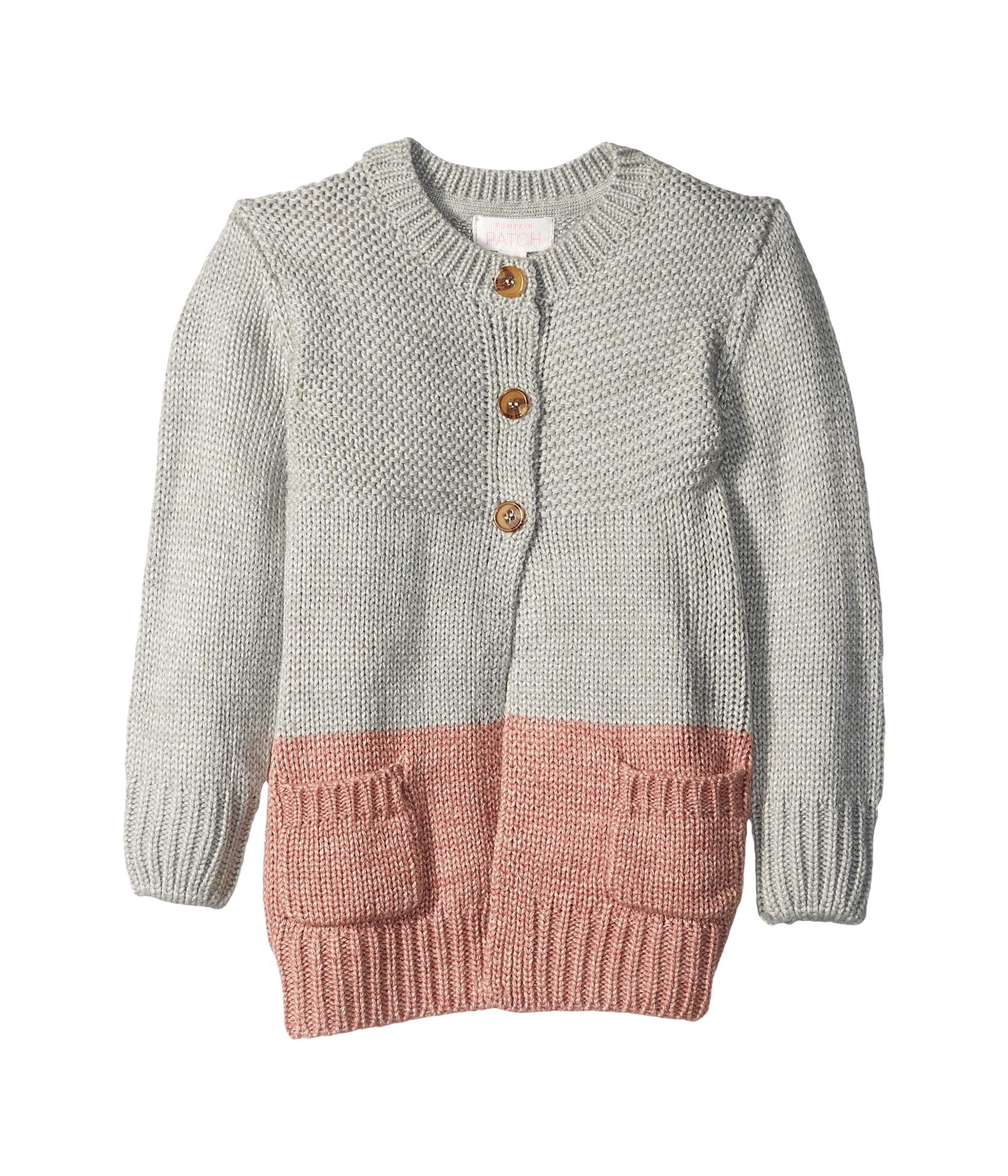 Chunky Knit Cardigan Pattern For Children : Pumpkin Patch Kids Chunky Knit Long Cardigan (Infant/Toddler/Little Kids/Big ...