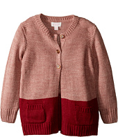 Pumpkin Patch Kids - Chunky Knit Long Cardigan (Infant/Toddler/Little Kids/Big Kids)
