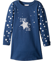 Pumpkin Patch Kids - Star Glitter Sweater Dress (Infant/Toddler/Little Kids/Big Kids)