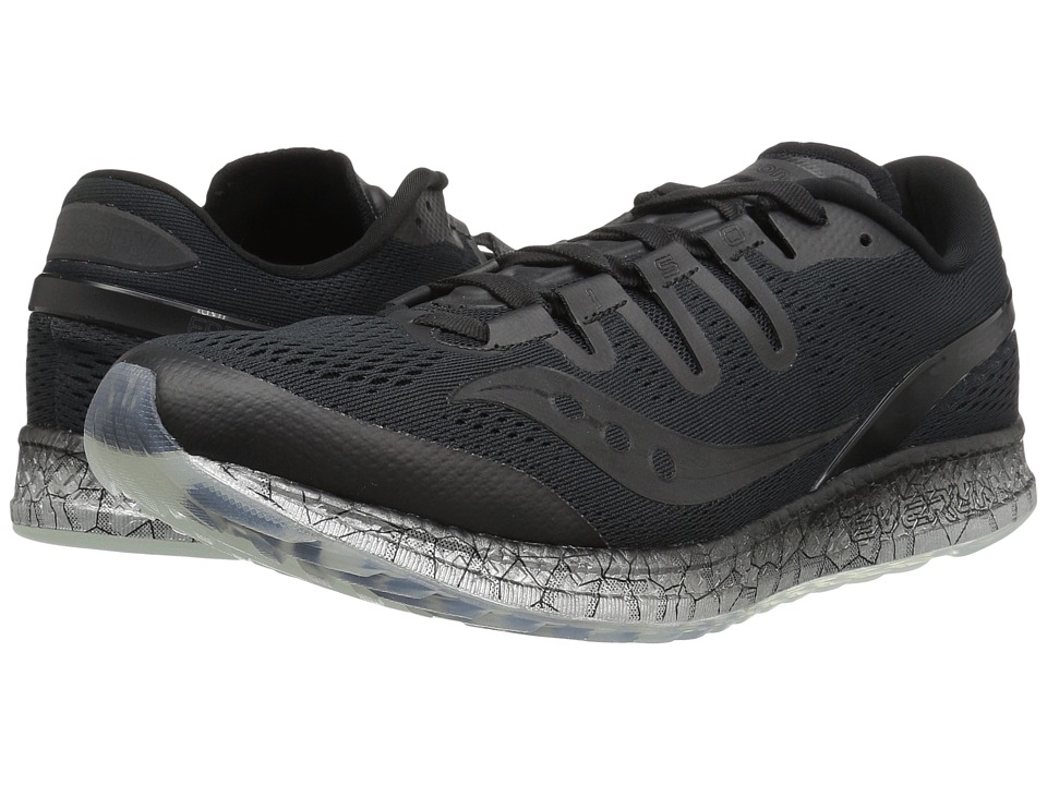 Saucony - Freedom ISO (Black) Mens Shoes