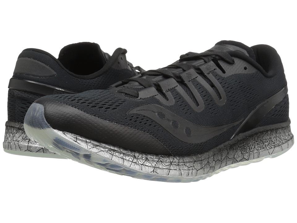 Saucony Freedom ISO (Black) Men's Shoes