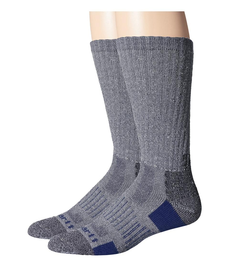 Carhartt All Terrain Boot Socks 2-Pair Pack (Navy) Men