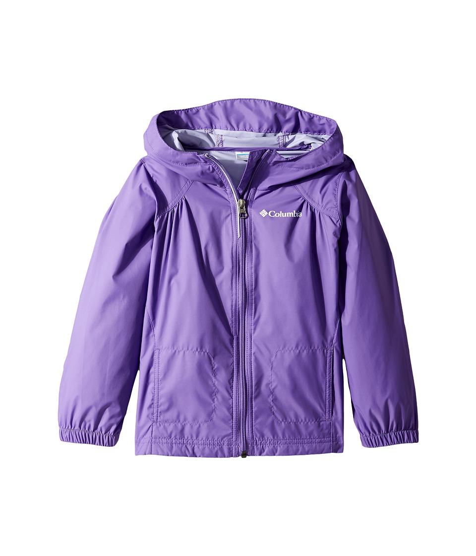 Columbia Kids Switchback Rain Jacket (Little Kids/Big Kids) (Grape Gum) Girl