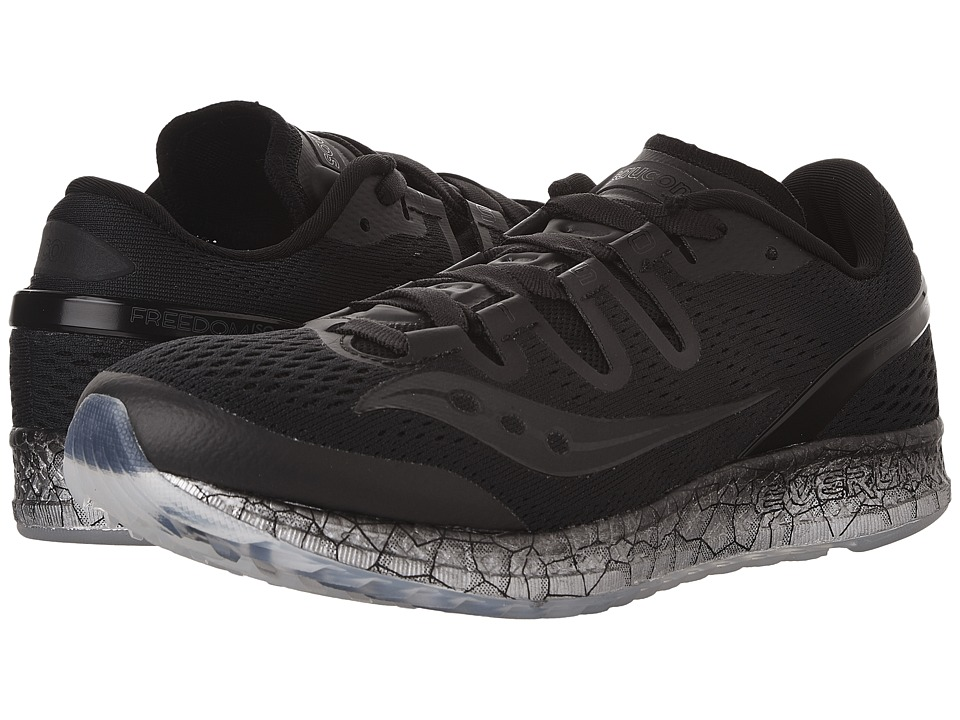 Saucony Freedom ISO (Black) Women