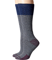 Carhartt - Merino Wool Blend Textured Crew Socks 2-Pair Pack