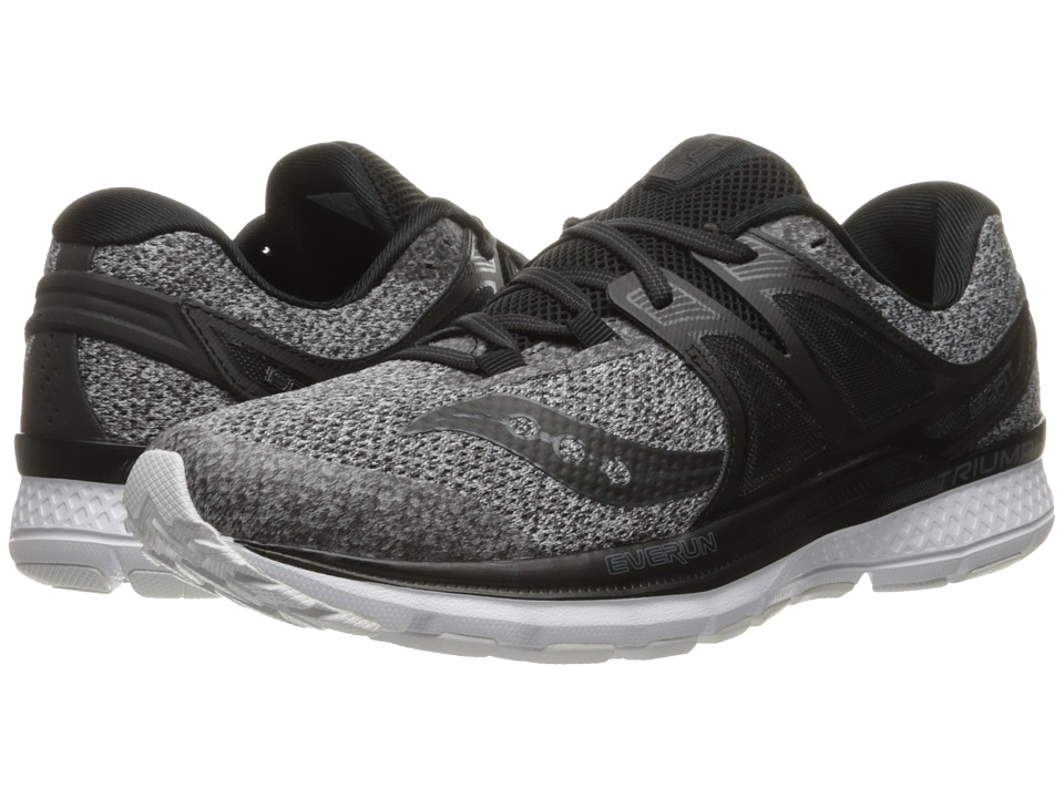 Saucony Triumph ISO 3 (Marl/Black) Men's Shoes