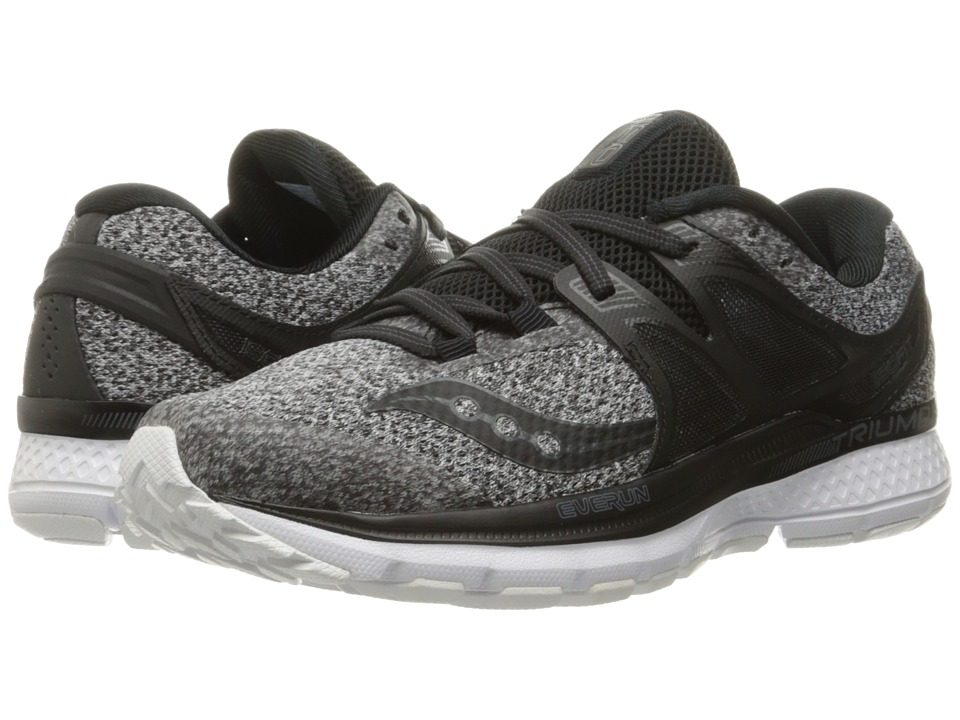 Saucony Triumph ISO 3 (Marl/Black) Women's Shoes