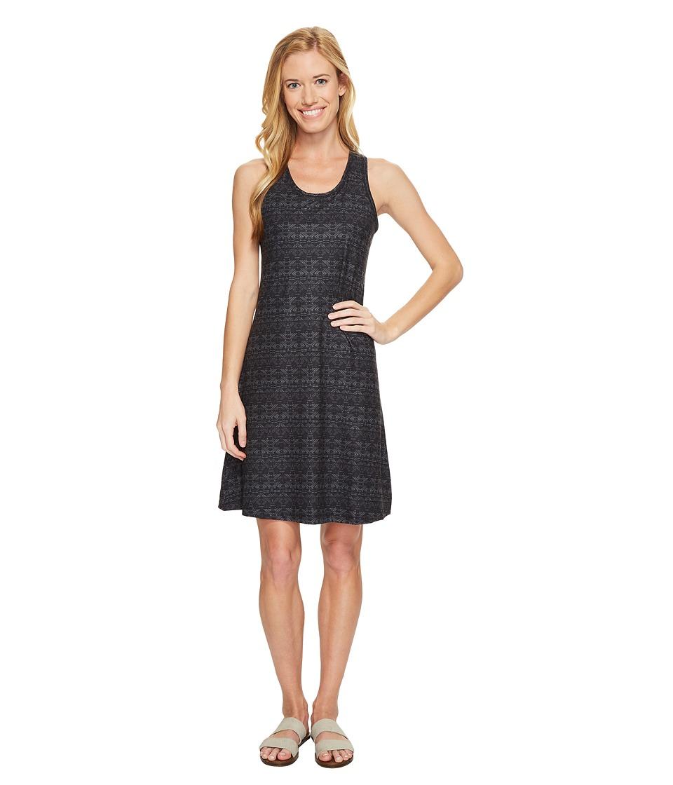 Columbia Saturday Trailtm II Knit Dress (Black Arizona Print) Women