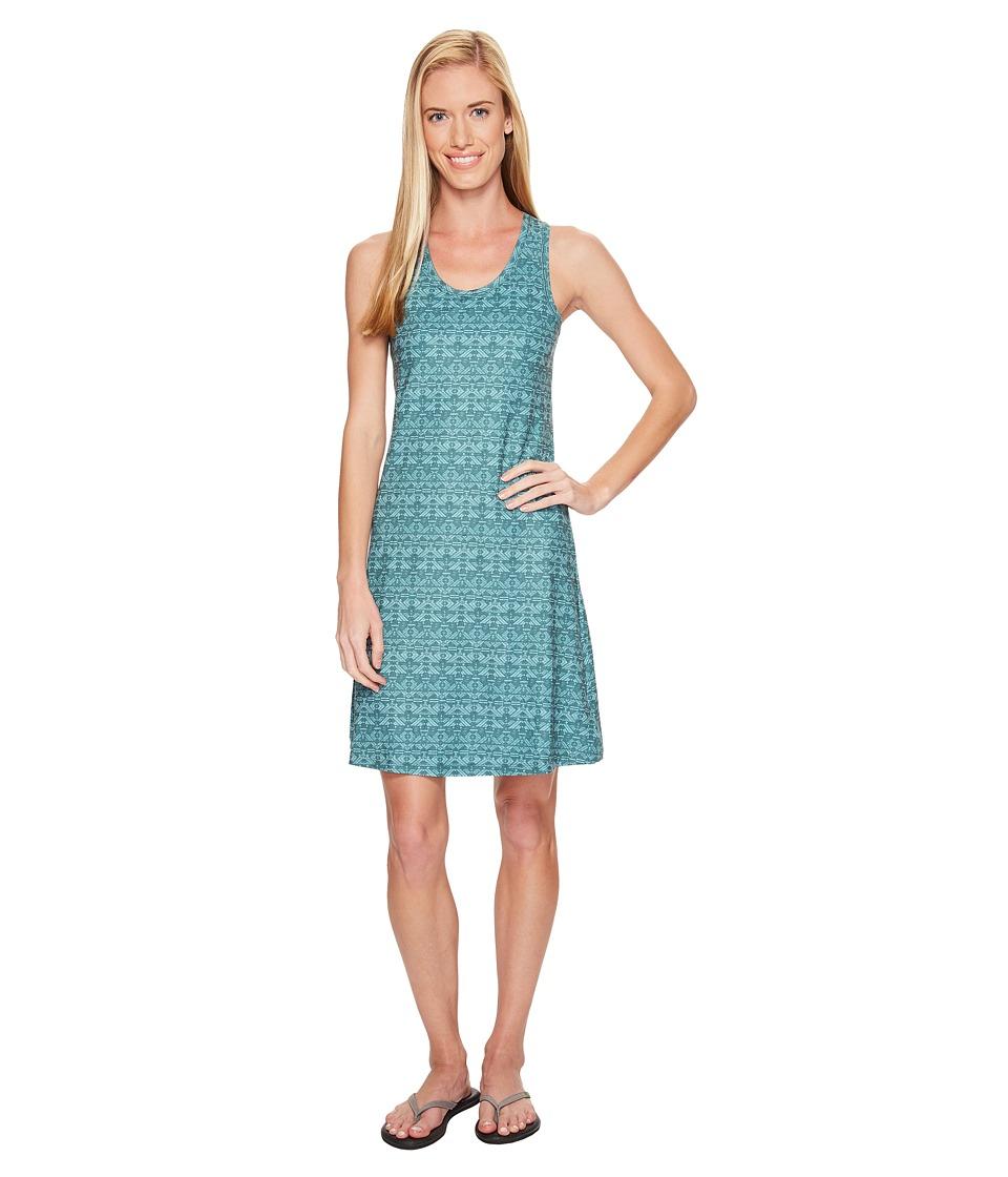 Columbia Saturday Trailtm II Knit Dress (Pond Arizona Print) Women