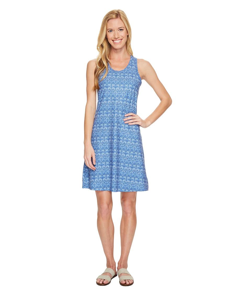 Columbia Saturday Trailtm II Knit Dress (Bluebell Arizona Print) Women