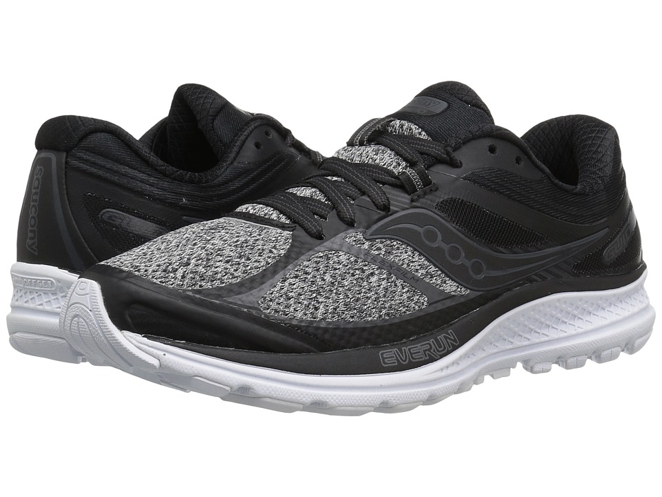 Saucony Guide 10 (Marl/Black) Women