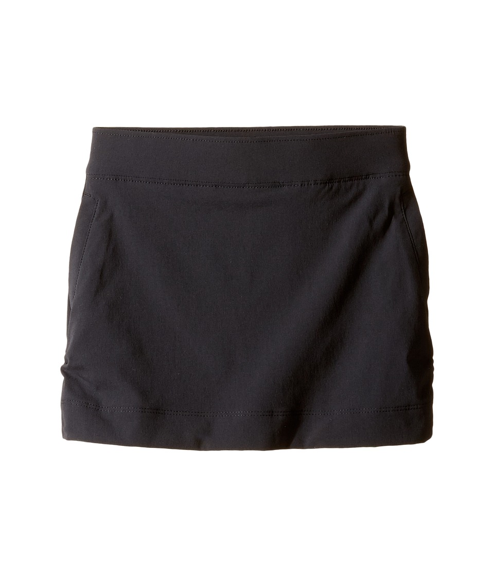 Columbia Kids - Athena Skort (Little Kids/Big Kids) (Black) Girls Skort