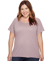 Columbia - Plus Size Silver Ridge Zero™ Short Sleeve Shirt
