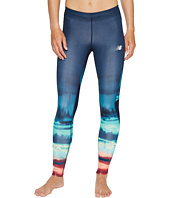 New Balance - Impact Premium Print Tights