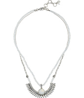 Lucky Brand - Moon Stone Double Collar Necklace
