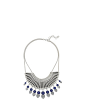 Lucky Brand - Blue and Pave Major Statement Necklace