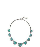 Lucky Brand - Tribal and Turquoise Collar Necklace