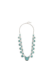 Lucky Brand - Tribal and Turquoise Major Necklace