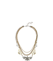 Lucky Brand - Mid Length Butterfly Necklace