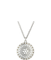 Lucky Brand - Openwork Pendant Necklace