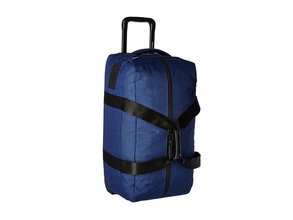 Herschel Supply Co. Wheelie Outfitter (Eclipse Crosshatch) Carry on Luggage