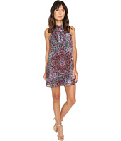 Brigitte Bailey - Liona Tie-Neck Shift Dress