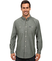 U.S. POLO ASSN. - Long Sleeve Classic Fit Poplin with Neps Button Down Sport Shirt