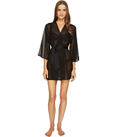 Kate Spade New York - Dot Jacquard Robe
