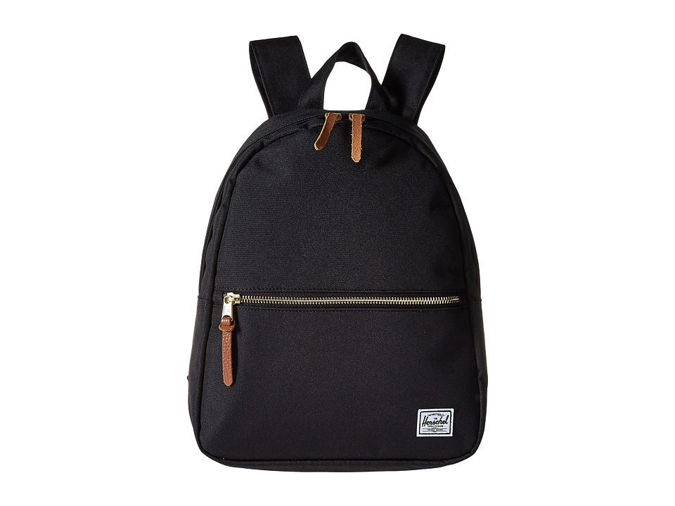 Herschel Supply Co. - Town (Black 2) Backpack Bags