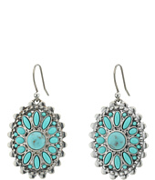 Lucky Brand - Turquoise Drop Earrings