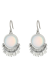 Lucky Brand - Moon Stone Drop Earrings
