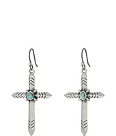 Lucky Brand - Cross Dangle Earrings