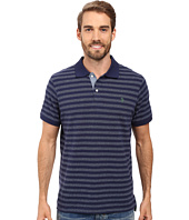 U.S. POLO ASSN. - Jacquard Bengal Striped Polo Shirt