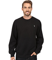 U.S. POLO ASSN. - Fleece Crew Neck Sweatshirt
