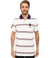 U.S. POLO ASSN. - Shadow Striped Pique Polo Shirt