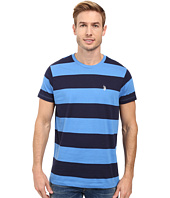 U.S. POLO ASSN. - Rugby Stripe Crew Neck T-Shirt