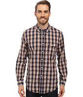U.S. POLO ASSN. - Long Sleeve Classic Fit Plaid Poplin Sport Shirt