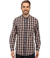 U.S. POLO ASSN. - Long Sleeve Classic Fit Plaid Poplin Sport Shirt