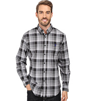 U.S. POLO ASSN. - Long Sleeve Medium Plaid Sport Shirt