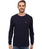 U.S. POLO ASSN. - Long Sleeve Crew Neck T-Shirt
