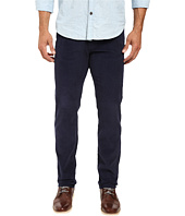 U.S. POLO ASSN. - Slim Straight Corduroy Five-Pocket Jeans in Mood Indigo
