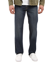 U.S. POLO ASSN. - Classic Straight Leg Five-Pocket Denim Jeans in Blue