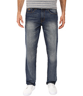 U.S. POLO ASSN. - Straight Leg Five-Pocket Denim Jeans in Blue