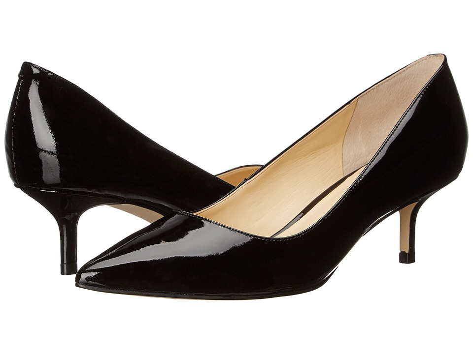 Ivanka Trump Athyna (Black Patent) Women's Shoes